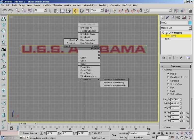 BC: Como a fazer registros em 3D de sua nave (Tutorial) T216