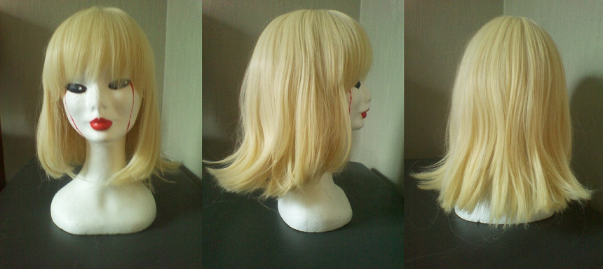[Seller] Wigs, Anime, Manga - heaps for $5-10! Selling4