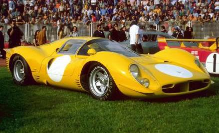 Ferrari 330 P3 (Yellow version) Ferrari_330p4_1967_yellow