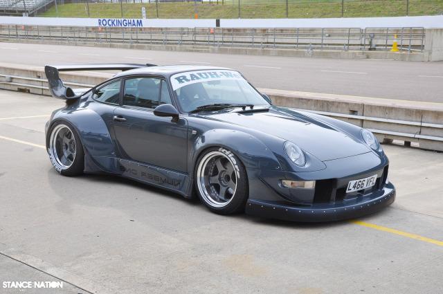 Porsche 993 RWB 6333233387_1a1f6211bc_o