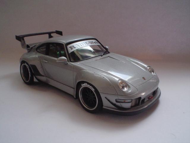Porsche 993 RWB Modelismo2012195
