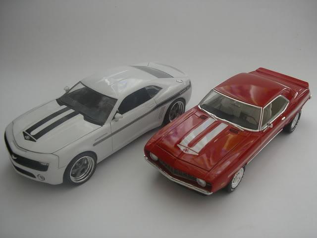 American meet (sube tus modelos americanos aquí) Modelismo456