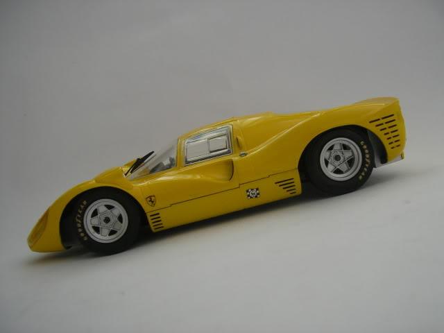 Ferrari 330 P3 (Yellow version) Modelismo729