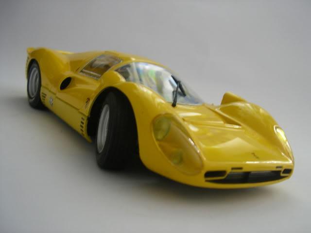 Ferrari 330 P3 (Yellow version) Modelismo730