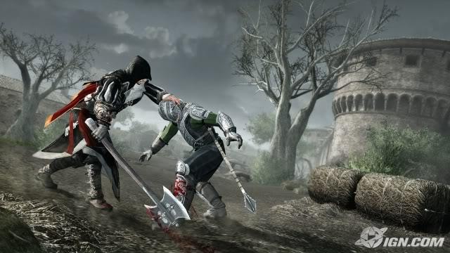 انفراد تام : اللعبه الاسطورية الغنية عن التعريف Assassin's Creed II بحجم 6 جيجا على سيرفرات مباشرة فقط ع mzeid New-assassins-creed-ii-screens-2009