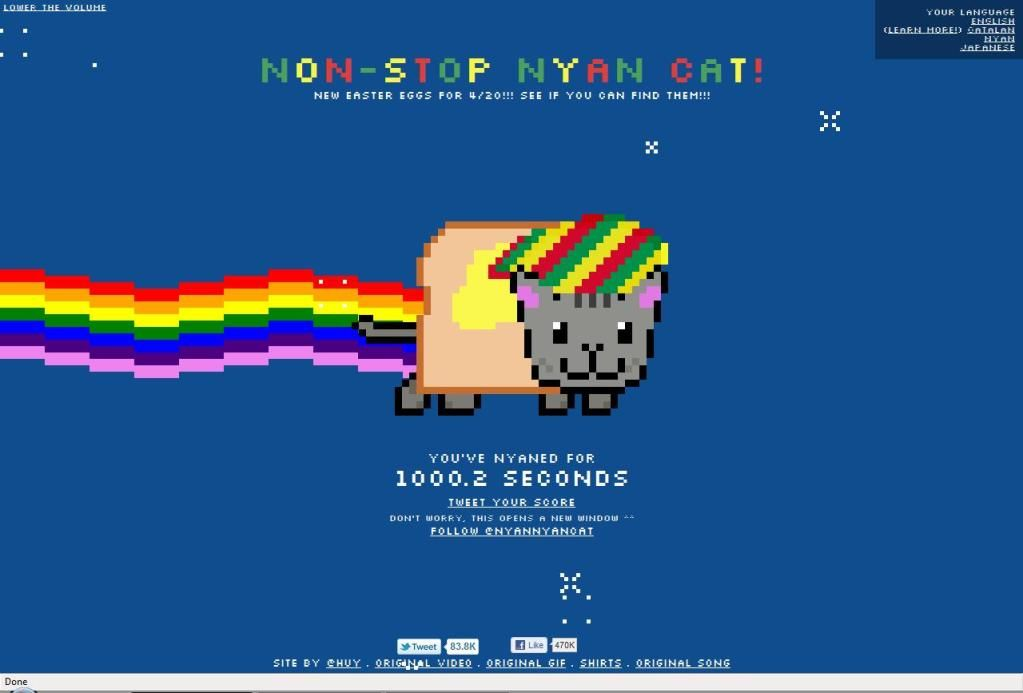 Mini Randoms - Page 39 Nyancat