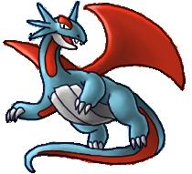 Shadow's Dragon Gym Rules Salamence