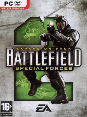 Battlefield 2: Special Forces [Expansion Pack] [RiP] Bf201