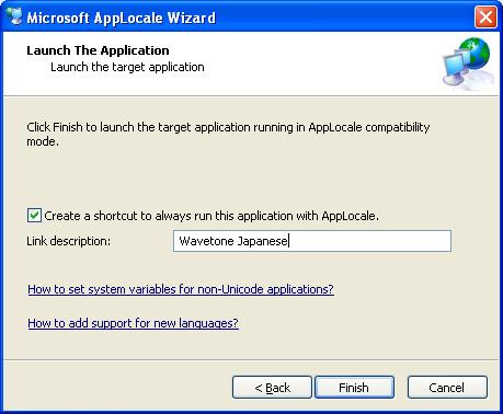 Program (exe) Language Applocale4