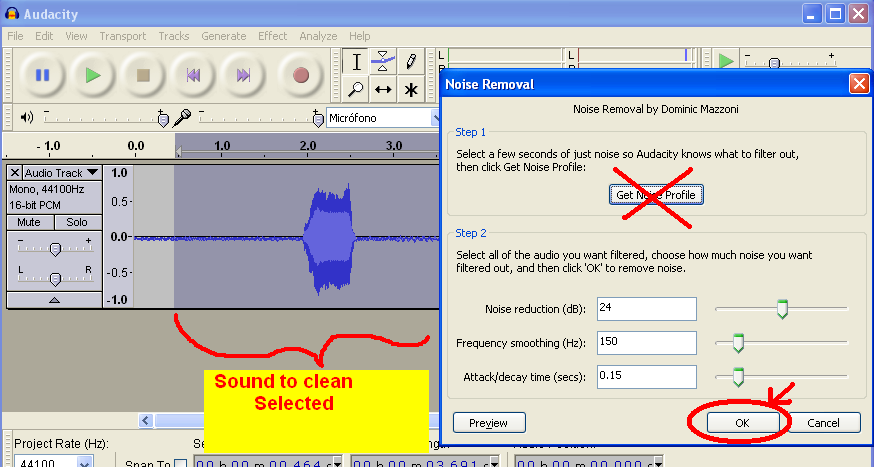 """""""Recording a voicebank with Audacity"""" For Dummies Audacity_step9c"""