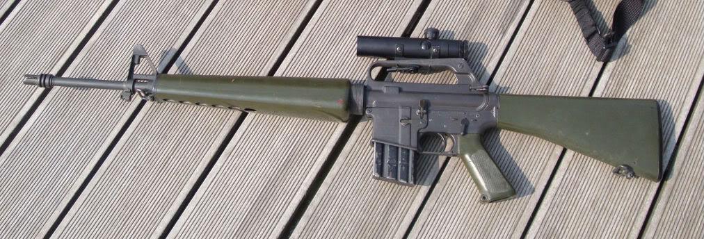 AR-15, 50 ans au combat. Untitled