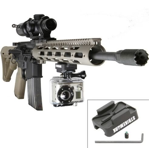 Gopro et arme (ou ARM) Gopro_arm