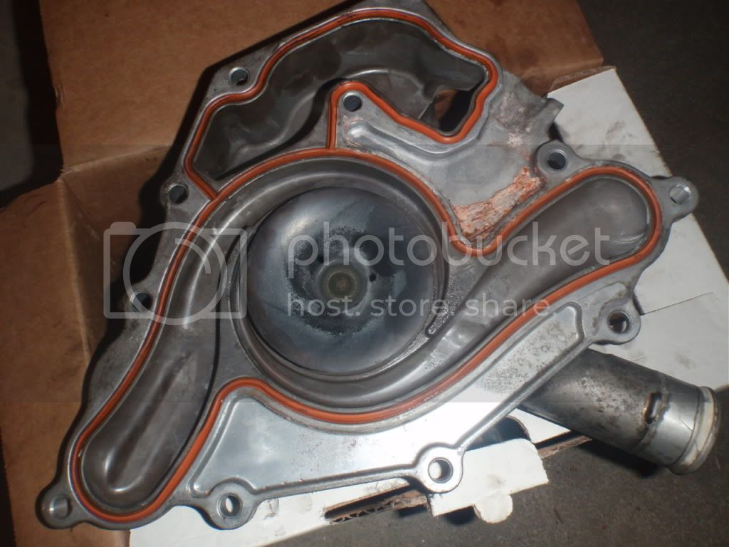 water pump issue 6e147409