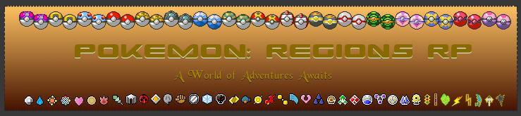 Pokemon Regions RP