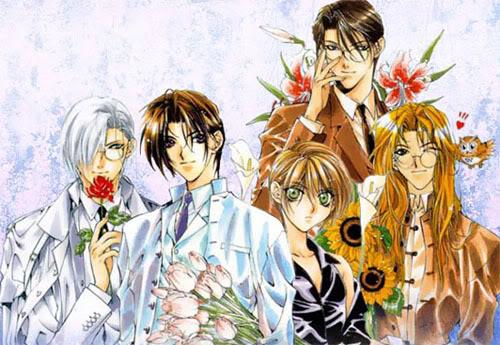 Manga Recommendations? Another_yami_no_matsuei_cast