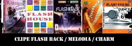 Clipes / Shows - Romanticas / Melodia / Flash Back / Charm