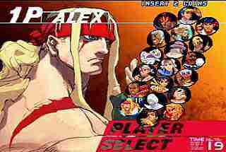 لعبة فتوات الشوارع Street Fighter III 3rd Strike SFIII3rdStrike_08
