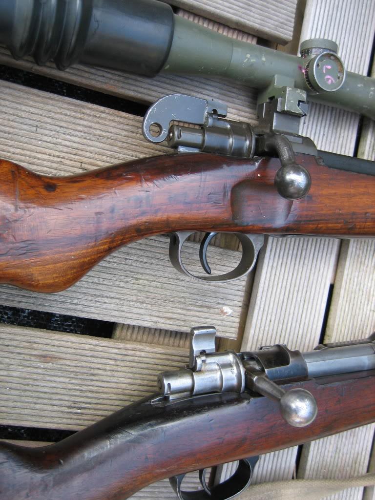 FN sniper K98, matching serials 20100421_0317