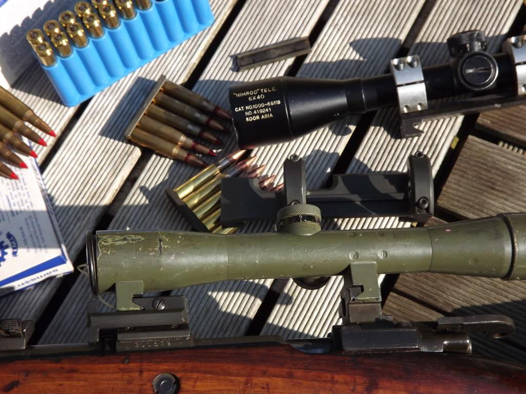 FN sniper K98, matching serials DSCF0064