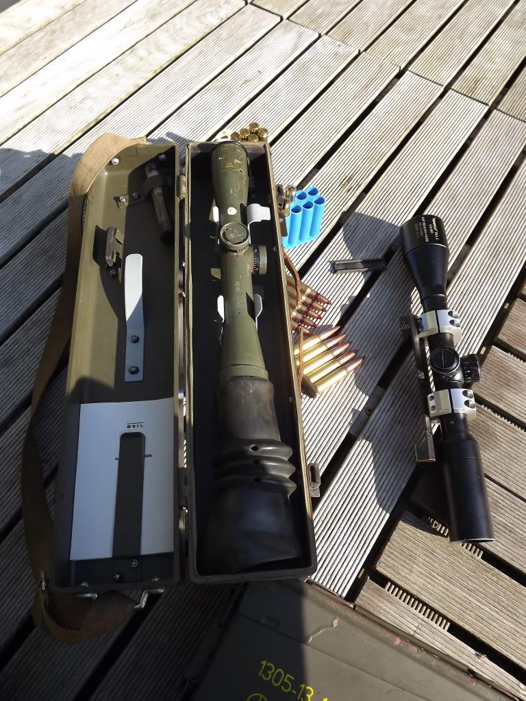 FN sniper K98, matching serials DSCF0079
