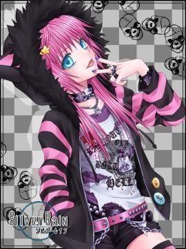 Chase Ish this girl here (points to self) NYA~! Anime-neko