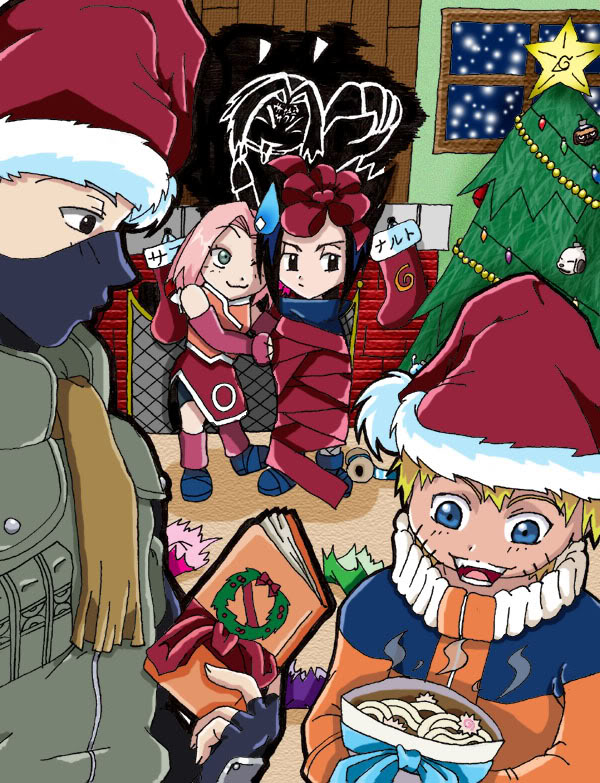 Šťastné a Veselé Vianoce + všetko naj do roku P.F. 2012 Naruto_Christmas_by_Mockingbyrd