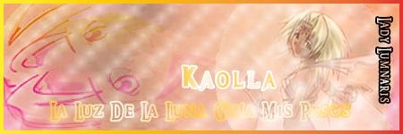 Galeria de Lady L. KaollaLaluzdelalunaguiamispasos