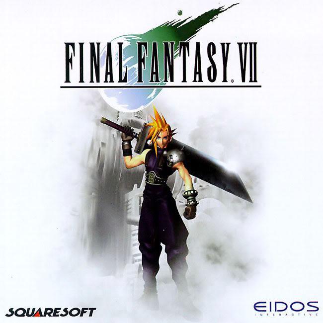 Final Fantasy VII PC Final_Fantasy_VII_PC_Cover