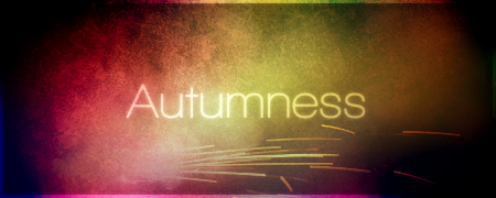 Looking for a new header (Contest) Autumnesssigg
