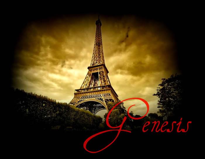 GENESIS LE DEBUT DE LA FIN