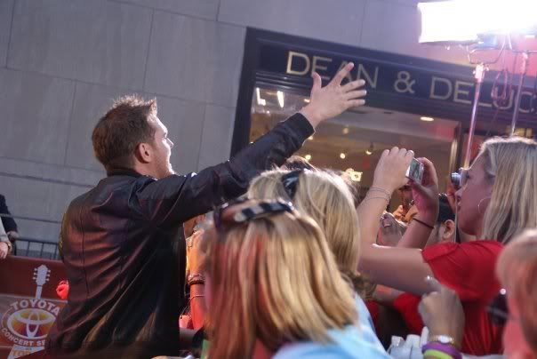 Michael Buble MSNTODAY5-9-20084