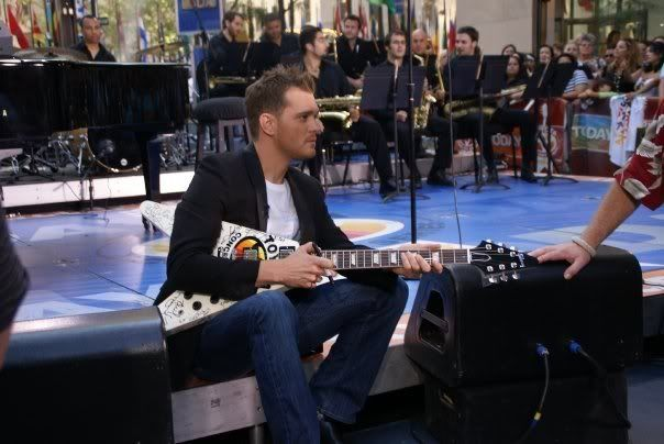 Michael Buble MSNTODAY5-9-20085