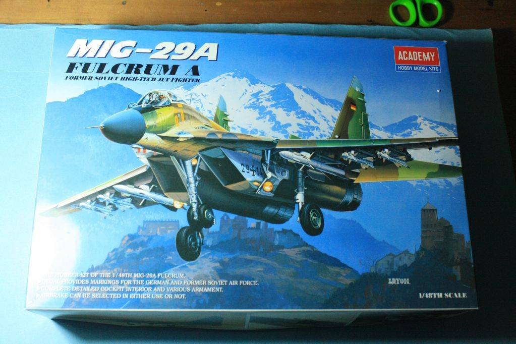 1/48 Academy MiG-29A (With aftermarket parts) IMG_6850