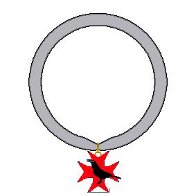[Rp]O Cabaleiro da Cruz Argentea Collarcuervocristal