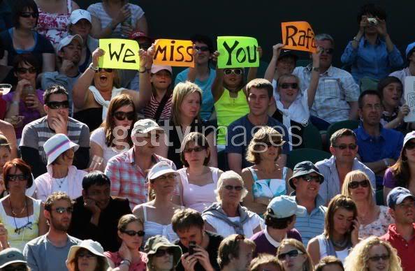 [Tennis] Tổng kết Wimbledon 2009 qua ảnh 88659839