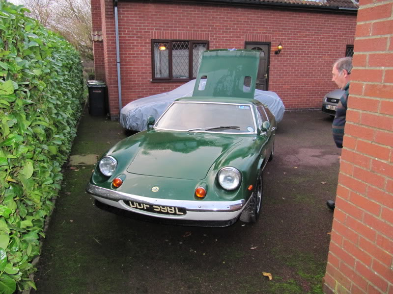 A third Lotus for me ! a Europa Twincam IMG_0025