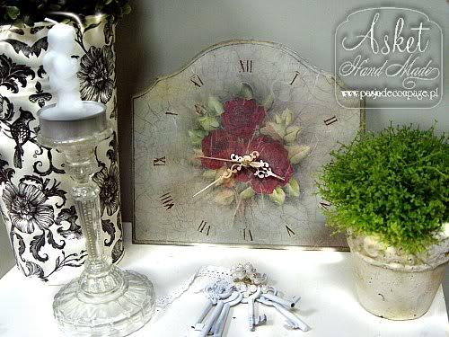 Шикарные работы в галерее Аскет (часы,светильники,вазы) 642c