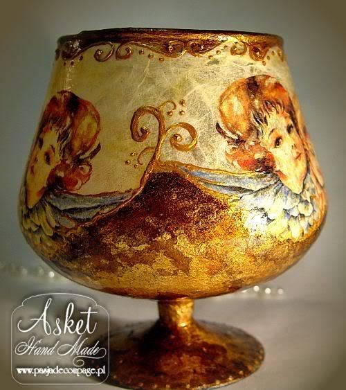 Шикарные работы в галерее Аскет (часы,светильники,вазы) 648b