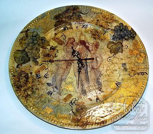 Шикарные работы в галерее Аскет (часы,светильники,вазы) 650