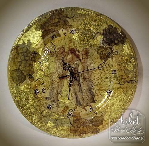Шикарные работы в галерее Аскет (часы,светильники,вазы) 650b
