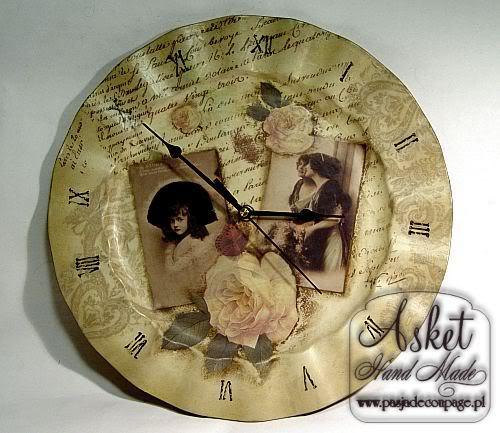 Шикарные работы в галерее Аскет (часы,светильники,вазы) 652