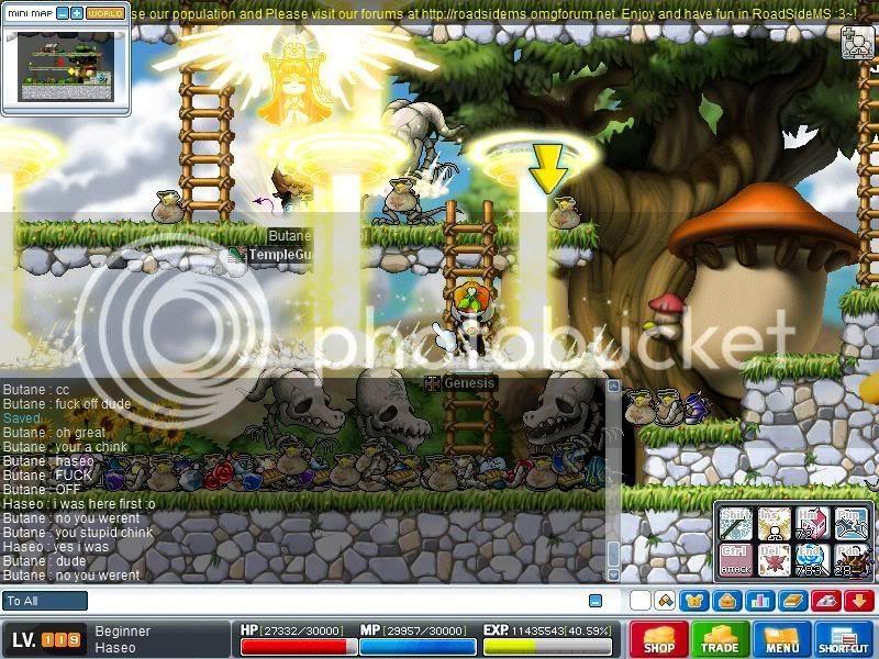Wow ' Nice Community ' Maple0000-2