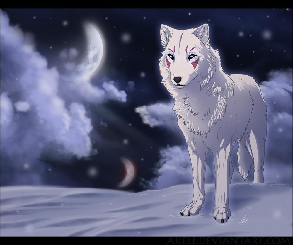 Element Tribes (Wolves) Wolf-1-1