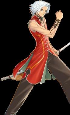 Ficha de Keiichi Souma
