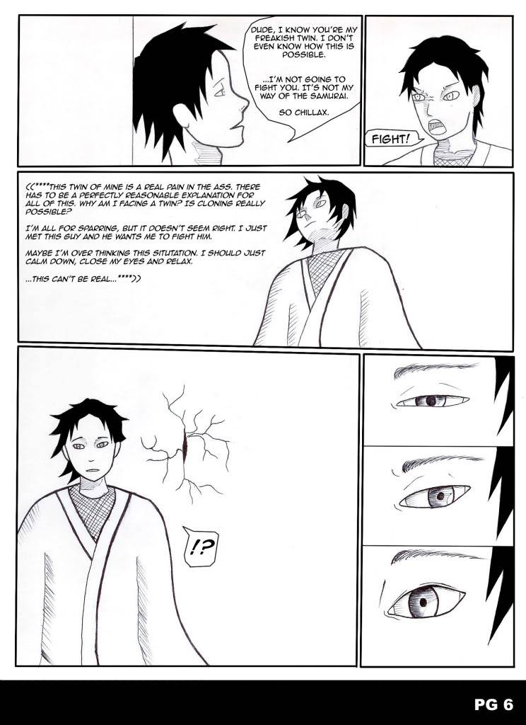 Ninja Shinobi No Mono 15+ Pg7-2
