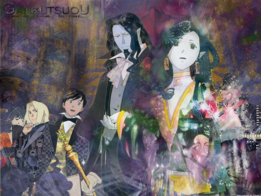 Animes y Mangas Gankutsuou_03