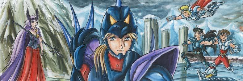 Guerreros de Asgard (imagenes en parejas o grupos) Asgard09