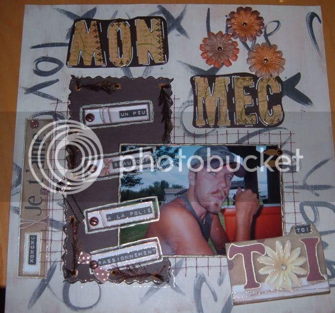 mois aout ~ quelques pages~ Monmec