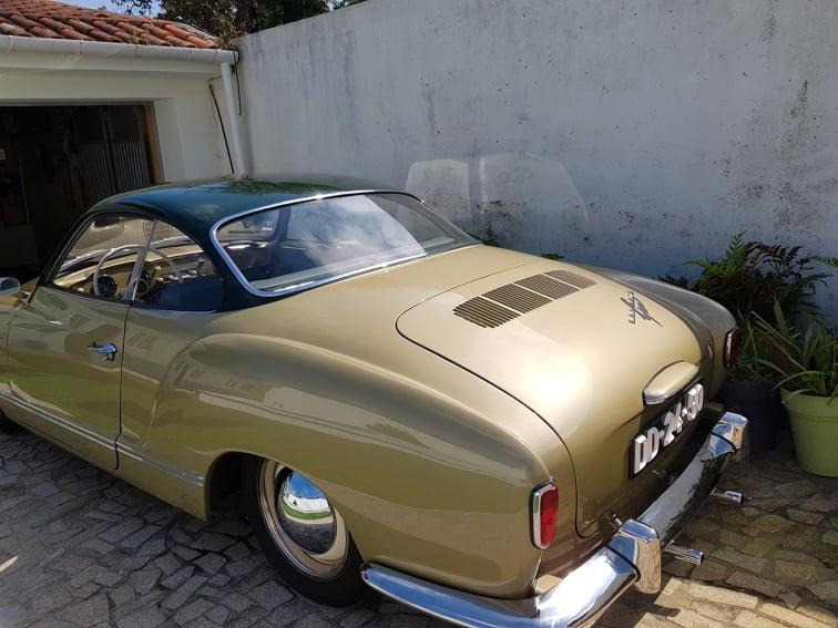 """Vend KG """"LowLight"""" 1956 Lizard Green ---VENDU ****** VENDU  90775765_653822631856984_7379269060279664640_n"""