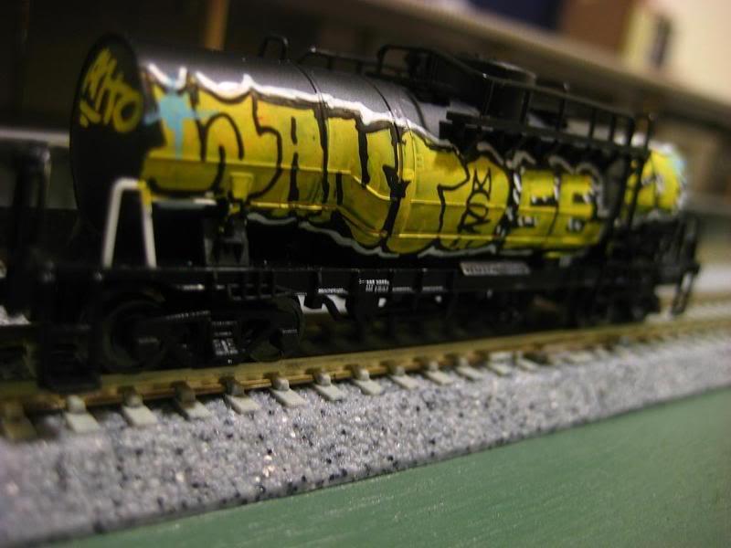 Trenes a escala con GRAFFITIS! Newyear002